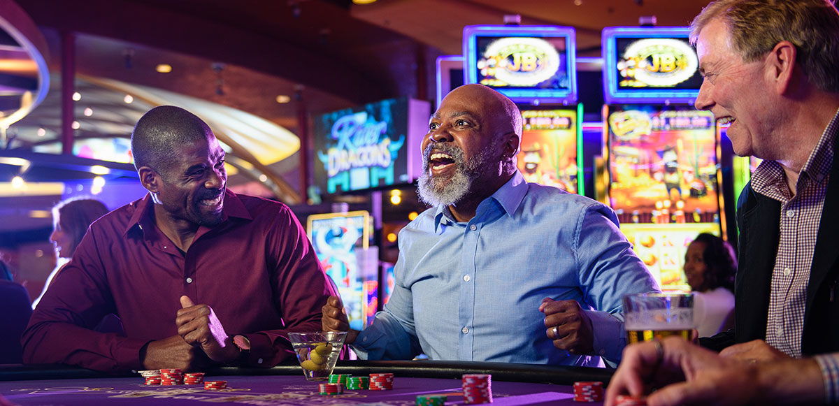 Eight Horrible Mistakes To Keep away from While you Do Casino